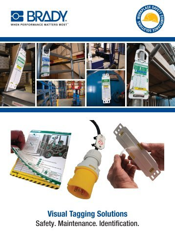 Visual Tagging Solutions - Lockout-Tagout