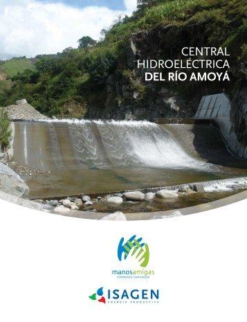 Cartilla Central Hidroeléctrica del Río Amoyá - Isagen