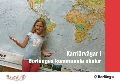 Information om karriärvägar 2013.pdf - Borlänge kommun