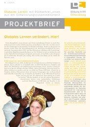 Ausgabe 2/2011 - Eine Welt Netz NRW
