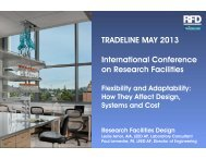 TRADELINE MAY 2013 International Conference on ... - Tradeline, Inc.