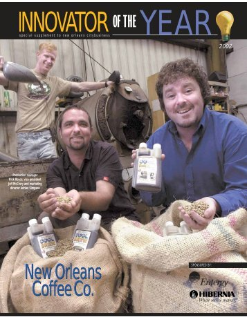 New Orleans CoffeeCo. New Orleans CoffeeCo. - New Orleans City ...