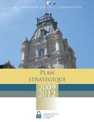 2009 2012 - Commission d'accès à l'information du Québec