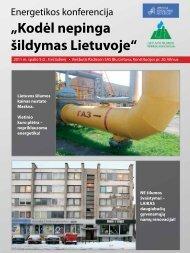 Konferencijos DALOMOJI medžiaga - Lietuvos šilumos tiekėjų ...