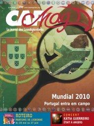 Mundial 2010 - Cap Magellan