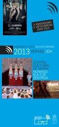 Agenda Cultural - Ayuntamiento de Noáin