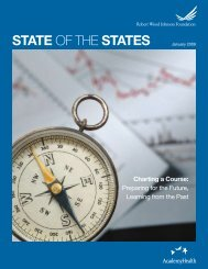 State OF THE StateS - AcademyHealth