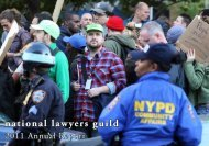 2011 Annual Report - National Lawyers Guild