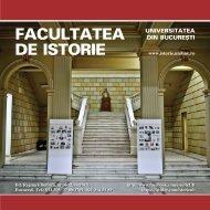 FACULTATEA DE ISTORIE - CIOCP