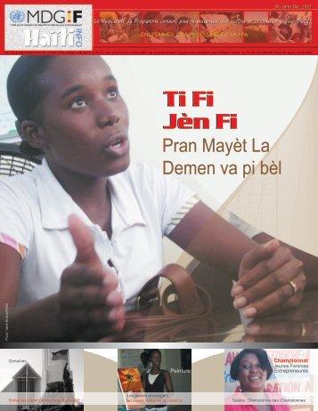 franc - UN Haiti