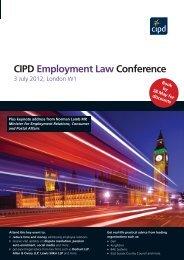 Creating an engaged workforce(pdf) - CIPD