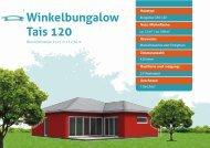 Winkelbungalow Tais 120 - Kowalski Haus