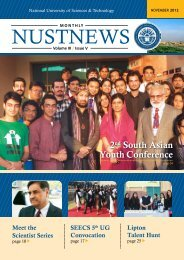 NUSTNEWS - National University of Science and Technology