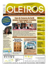 Casa da Comarca da sertã prestou homenagem ... - Jornal de Oleiros