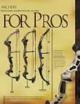 Manufacturer of the most complete line of archery ... - Martin Archery - Page 3