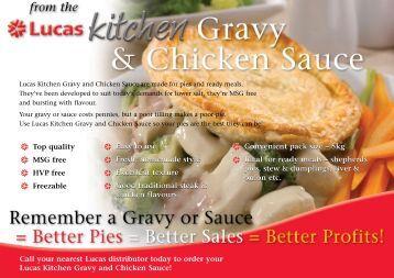 Pie Making - Step-by-Step Guide - Lucas Ingredients