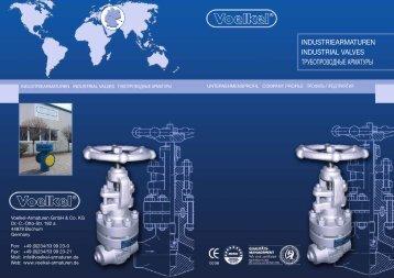 ASW A4-4-Seiter_2007.qxd - Voelkel-Armaturen GmbH & Co. KG