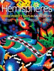 Hemispheres Special Watch Section