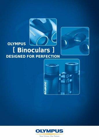 OLYMPUS binoculars - Vegaoptics