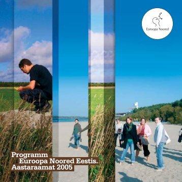 Programmi Euroopa Noored aastaraamat 2005