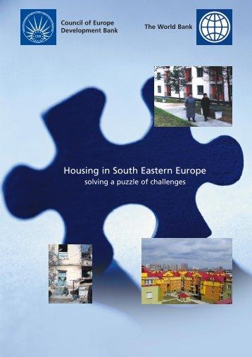 Housing in South Eastern Europe - Banque de développement du ...