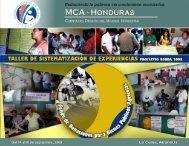 Fotomemoria taller sistematización 2008 - Cuenta del Milenio ...