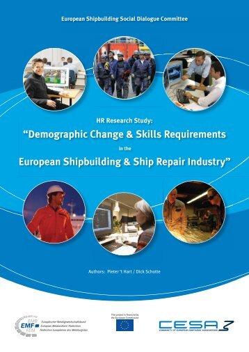 """Demographic Change & Skills Requirements European ..."