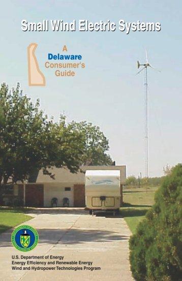 Small Wind Electric Systems: A Delaware Consumer's Guide - NREL