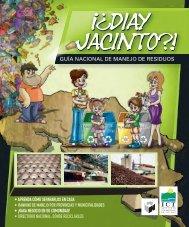 Guía Nacional de Manejo de Residuos 2012 - Costa Rica