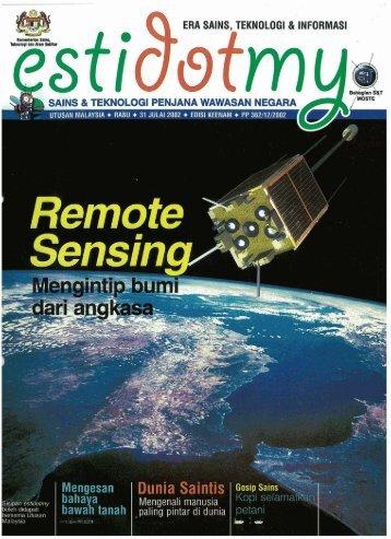 Remote Sensing - Akademi Sains Malaysia