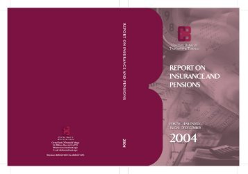 report 2004/2005 - Central Bank of Trinidad and Tobago
