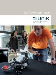 Årsrapport 2009 - Unik