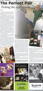 2012 Winter Bridal Guide That's icing on the cupcake - the Leader - Page 2