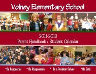 Student Handbook - Fulton City Schools - cnyric