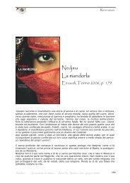 Nedjma, La mandorla - Amaltea