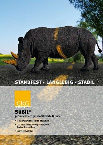 standfest • langlebig • stabil - GKG MINERALOEL HANDEL GMBH ...