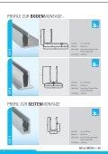 nEu! jEtzt auch in alu! - Glassline GmbH - Seite 4