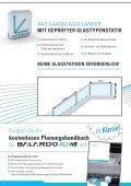 nEu! jEtzt auch in alu! - Glassline GmbH - Seite 6