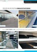 nEu! jEtzt auch in alu! - Glassline GmbH - Seite 7