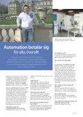 Automation betalar sig alltid - Fastems - Page 7