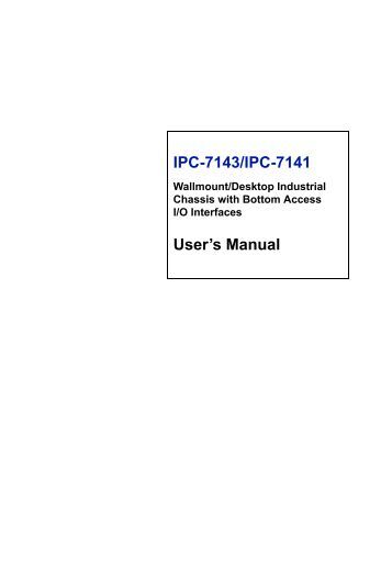 Ipc Turret User Manual