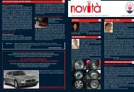 Novità 3 - Maserati Club Schweiz