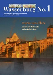 Wasserburg No.1 - bei Werbung & Concept in Landshut | Herbert ...