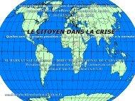 LE CITOYEN DANS LA CRISE - Euromedina