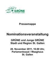 Download Pressemappe mit allen Kandidatinnen und Kandidaten