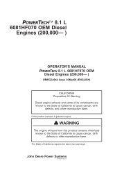 OMRG34944 6081 hpcr.pdf - John Deere Industrial Engines