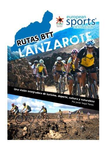 Descarga de rutas en pdf - Lanzarote