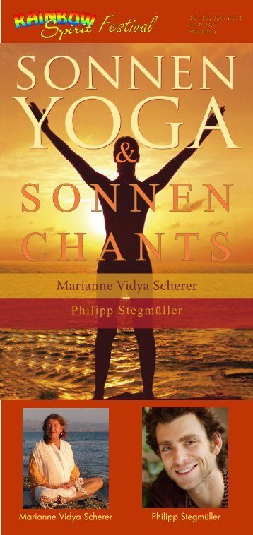SONNEN CHANTS - Sonnen-Yoga