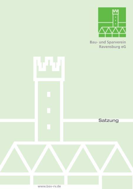 bau und sparverein ravensburg