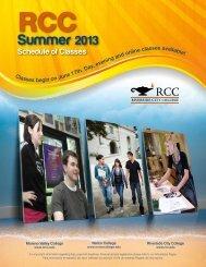 Summer 2013 - Riverside Community College